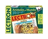 Diset Lectron: Animales del mundo (63810)