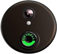 Alarm.com Wi-Fi Doorbell Camera SkyBell HD Edition Bronze