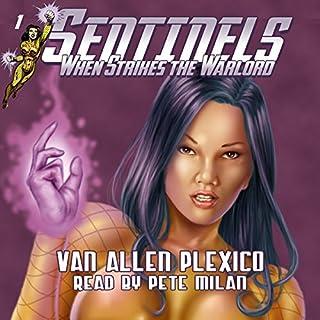 Sentinels audiobook cover art