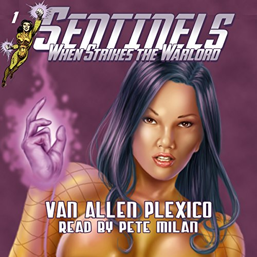 Sentinels audiobook cover art