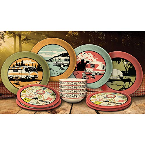Best camp plates dinnerware