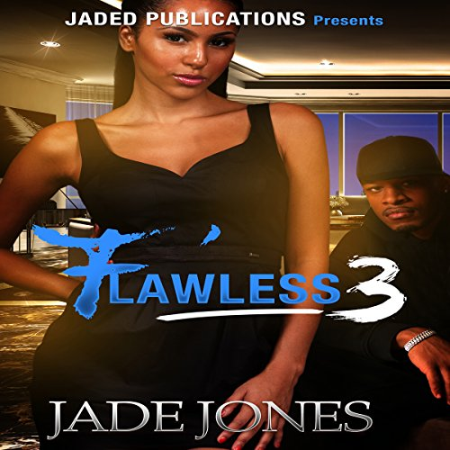 Flawless 3 audiobook cover art