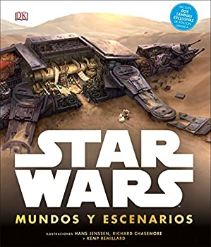Star Wars Mundos y Escenarios  Spanish Edition