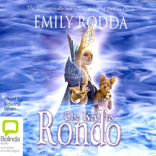 The Key to Rondo audiobook cover art