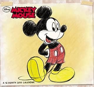 Disney Mickey Mouse Mini Calendar (2015) by Day Dream (2014-07-05)