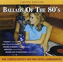 Ballads of the 80s - Alphaville Richard Sanderson FgtH Cyn by Ballads of the 80s