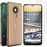 AOYIY For Nokia 5.3 Case with Screen Protector,[3 in 1]