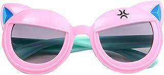 KAILLEET Flip-up dise/ño Cangrejo Garra Plegable Fanci-Frame Gafas de Sol para Adultos de la Fiesta para ni/ños Party Favor Gafas Accesorio de Fiesta Color : Red