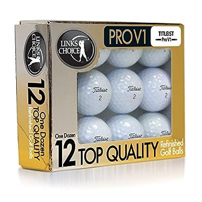 Titleist Pro V1 / Pro V1X Refurbished Golf Balls