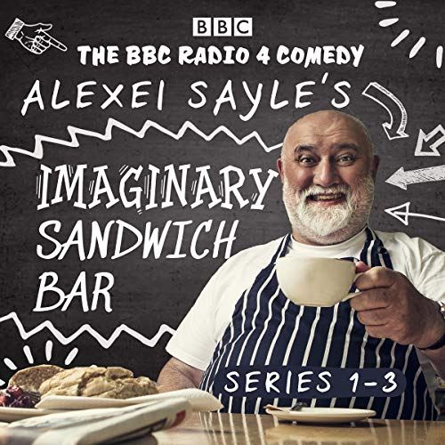 Alexei Sayle's Imaginary Sandwich Bar: Series 1-3 cover art