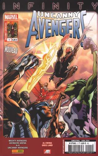 Uncanny Avengers, V2 Tome 1 :