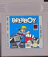 nintendo gameboy paperboy