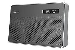 goodmans portable digital fm radio - Bathroom Radio