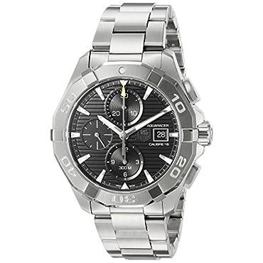Men's TAG Heuer CAY2110.BA0927 Aquaracer Calibre 16 Automatic Chronograph Watch