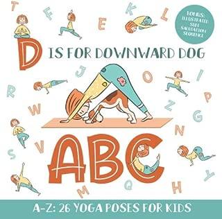 yoga alphabet letters
