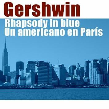 Gershwin: Rhapsody in Blue, Un Americano en París