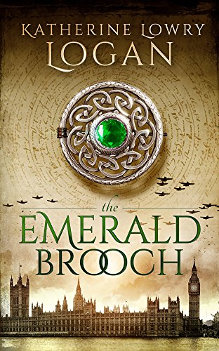 The Emerald Brooch (Time Travel Romance) (The Celtic Brooch Book 4)