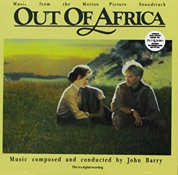 Best out of africa soundtrack Reviews