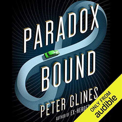 Paradox Bound     A Novel              Written by:                                                                                                                                 Peter Clines                               Narrated by:                                                                                                                                 Ray Porter                      Length: 12 hrs and 31 mins     121 ratings     Overall 4.4