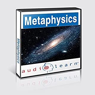 Introduction to Metaphysics AudioLearn Follow Along Manual audiobook cover art