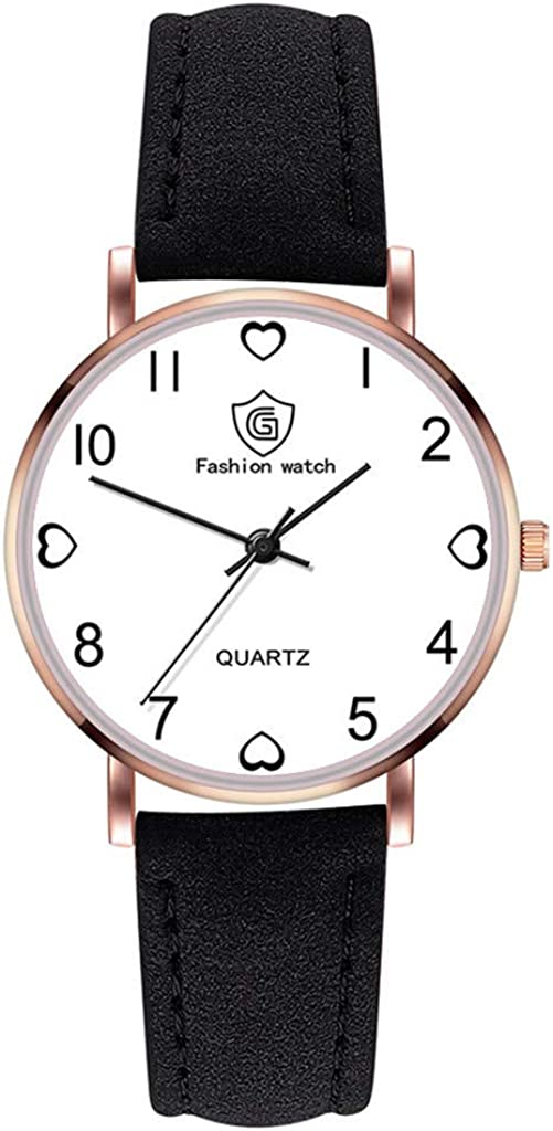 Muranba Directly managed store WatchesFashionable Temperament Female Leather Strap Los Angeles Mall