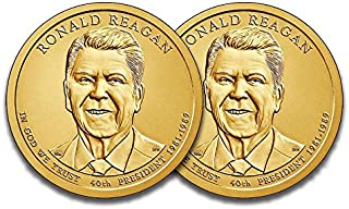 mint mark on presidential dollar coins