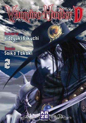 Vampire Hunter D Vol.2 - French Edition (Vampire Hunter D - French Edition)