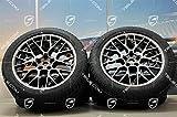 Porsche Macan RS SPYDER - Ruote invernali Dunlop Winter Sp.4D/Wheels