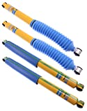 Bilstein 4600 Series Shock Absorbers For Ford F250 Super Duty 4WD 1999-04 - Includes Front Shocks #...