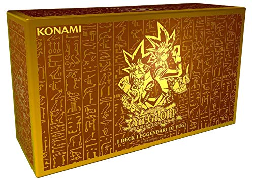 Trading Card Game - Yu Gi Oh! - I Deck Leggendari di Yugi Unlimited