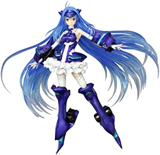 Griffon Vividred Operation: Vividblue PVC Figure