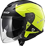 LS2 Helmets Beyond Unisex-Adult Open-Face-Helmet-Style Infinity...