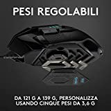 Immagine 1 logitech g502 hero mouse gaming