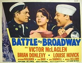 Battle of Broadway (1938)