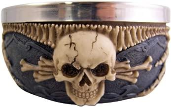 gothic candy skull