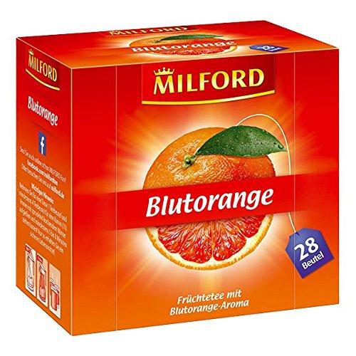 Milford Blutorange - 28Beutel - 4x