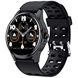 Smart Watch, Full Touch Screen Fitness Tracker with Heart Rate Sleep Monitor, Ip67