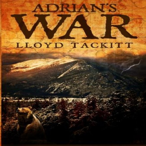 Adrian's War audiobook cover art