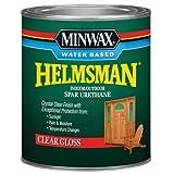 Minwax 630500444 Water Based Helmsman Spar...