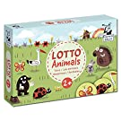 Captain Smart Memory Game, Lotto Animals | Pets, Wild, Insects | Educational Game for Kids | Board Game For 2 Year Old Boys & Girls (2+) | 1-6 Players | Learning Toy, Gift for Children