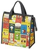 Skater Cooler Tote Bag Picnic aislado bolsa de almuerzo 26.5x13x27cm FBC1 Japan Import (Snoopy Vintage)