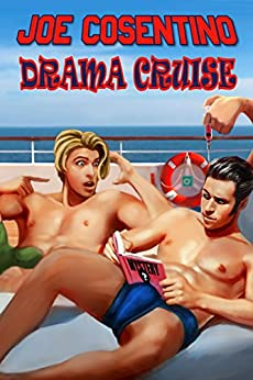 Drama Cruise: A Nicky and Noah Mystery (Nicky and Noah Mysteries Book 3) by [Joe Cosentino]