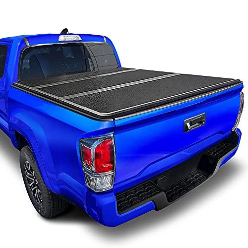 Tyger Auto T5 Alloy Hardtop Truck Bed Tonneau...