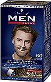 Men Perfect Schwarzkopf 60 Haartönung Natur mittelbraun hochwertige Haarfarbe gegen graue Haare 3er...