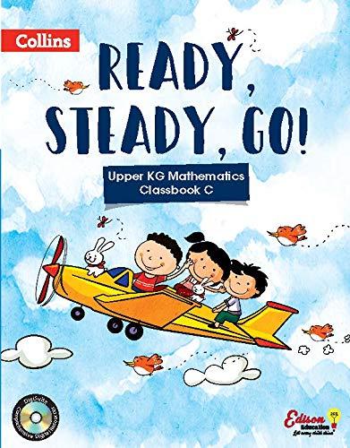 Ready, Steady and Go-UKG Maths C