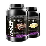 Bebida de polvo de proteína Pentha Pro Complete con 5 fuentes diferentes de...