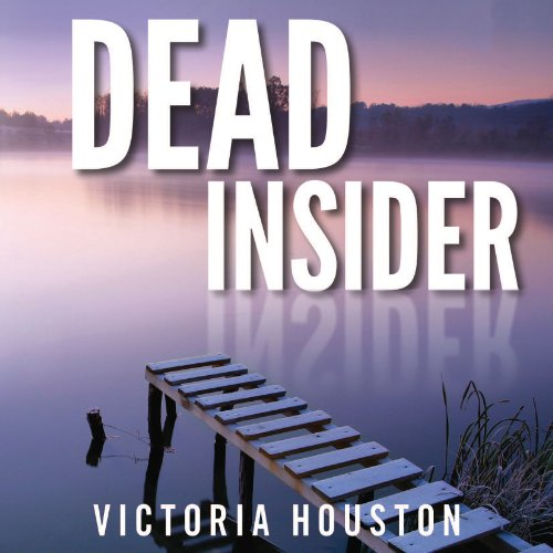 Dead Insider audiobook cover art