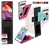Hülle für Bluboo S1 Tasche Cover Hülle Bumper   Pink   Testsieger
