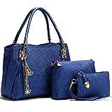 Fashionable handbag set of 3pcs