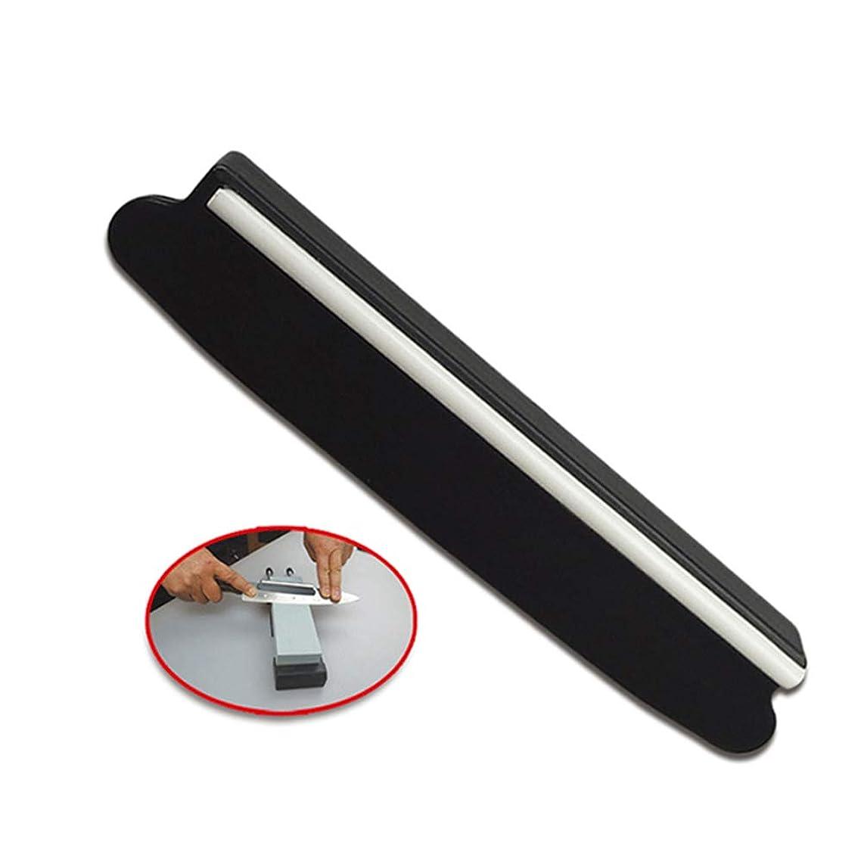 Knifes Sharpeners Knife Sharpener Fix Angle Grinding Clamp Grindstone Holder Whetstone Guide Tool - Black